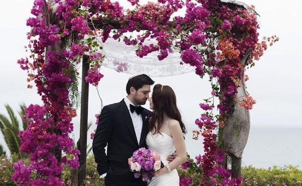 autumn weddings Valverde