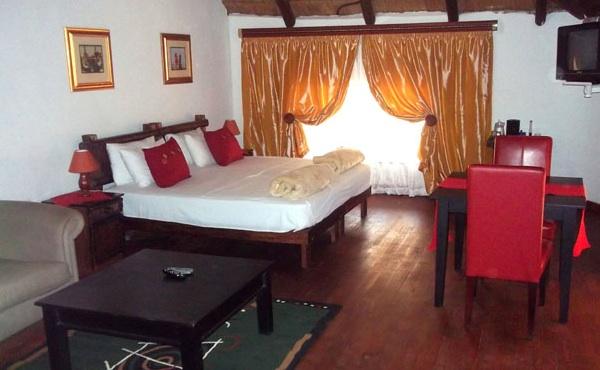 comfort double room valverde