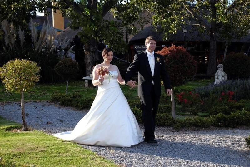 summer wedding valverde