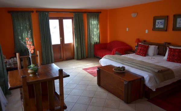 superior double room valverde
