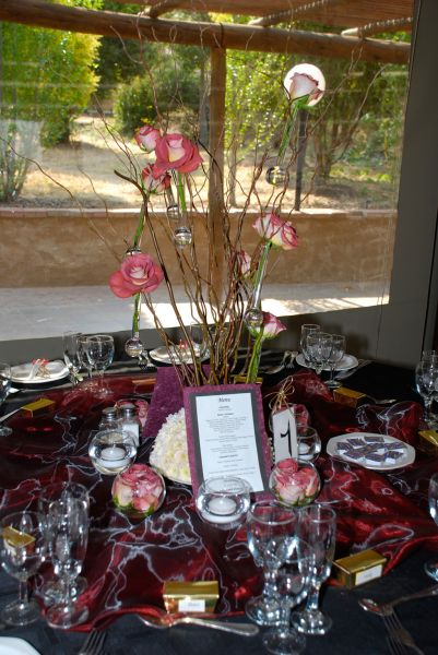 Table decor Valverde