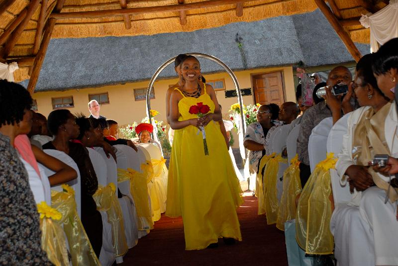 Vista chapel brides maids Valverd