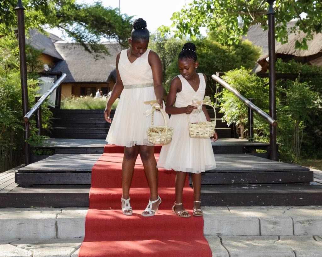 Bridemaids at Valverde